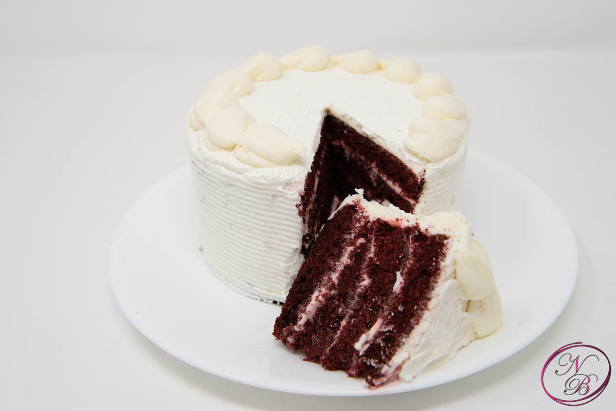 Birthday Cakes – Carrot Or Red Velvet – Round
