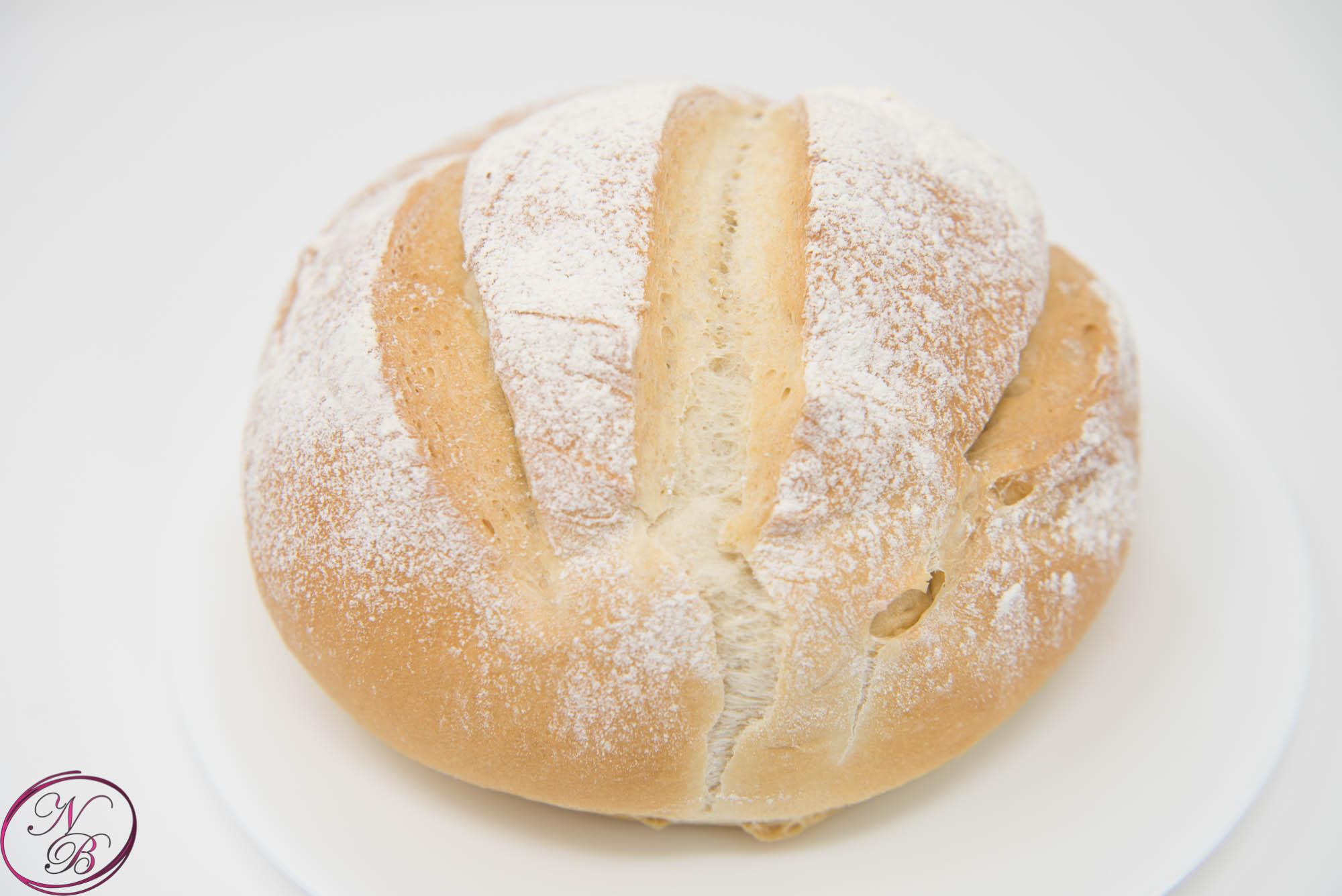 Portuguese White Bread