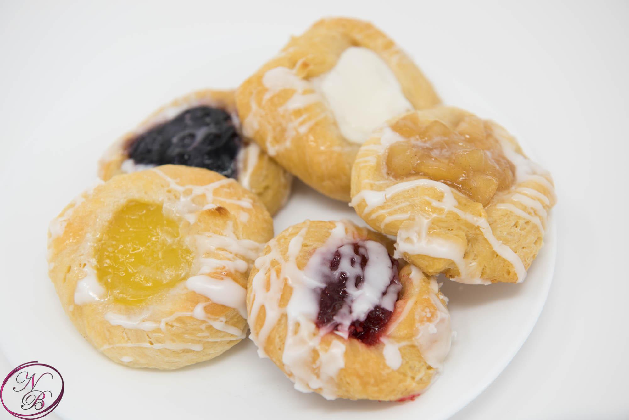 Mini Breakfast Pastries – 1 Dozen