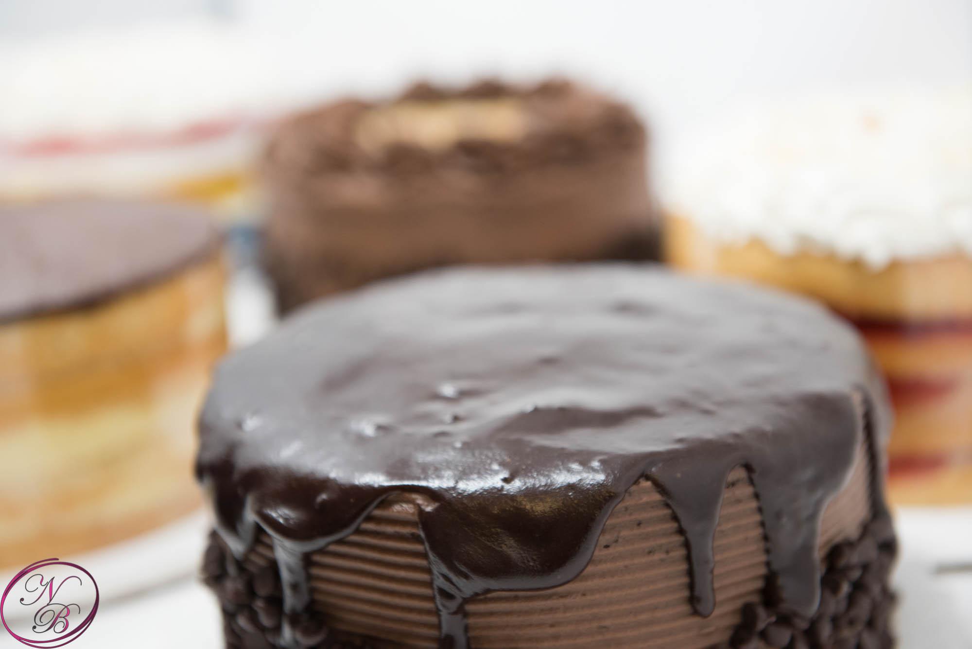 Sinful Dessert Cakes – 8 Flavors