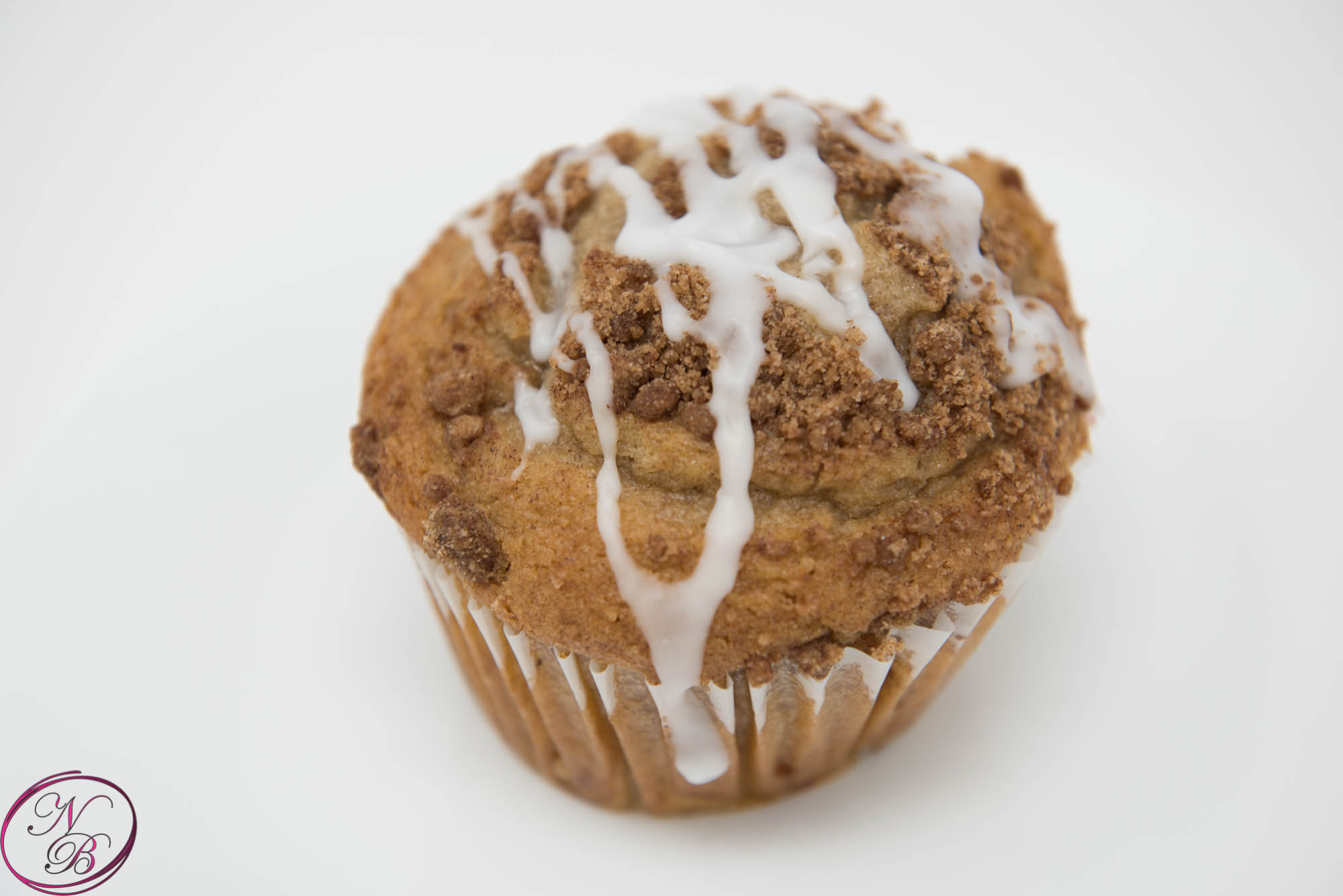 Dutch Apple Muffin