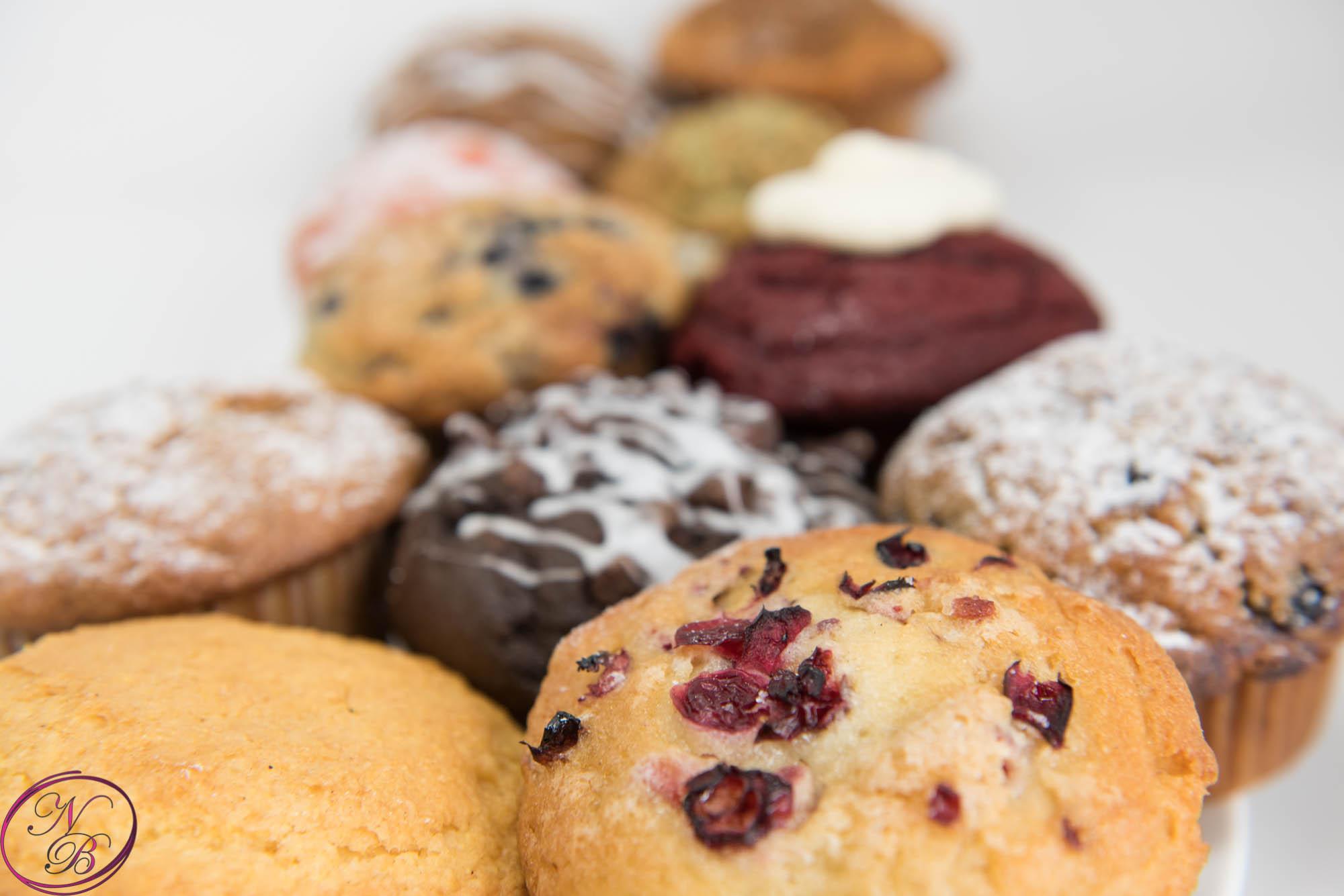 Muffins – 1/2 Dozen