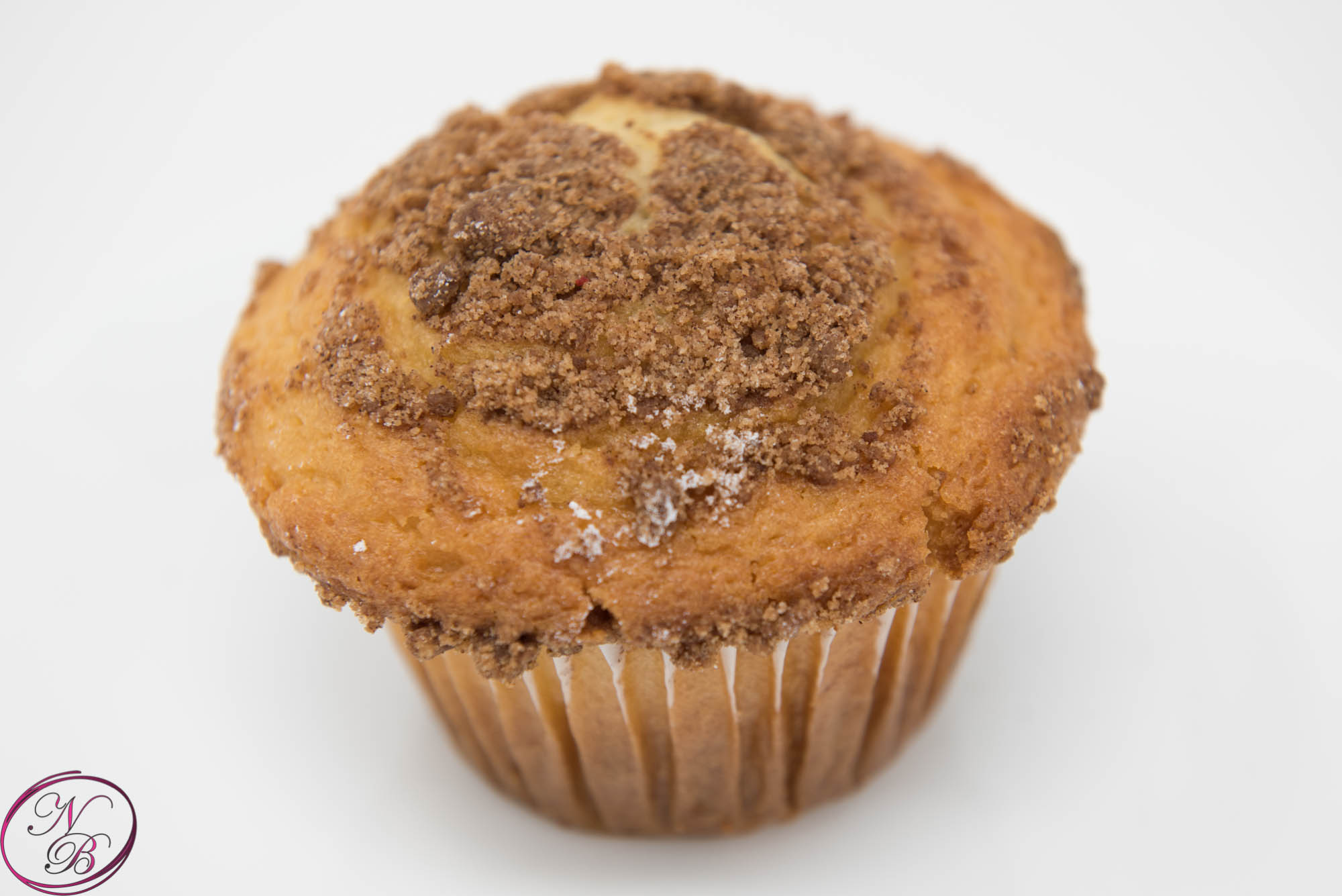 Cinnamon Streusel Muffin