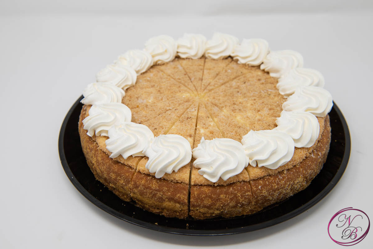Cheesecakes 10″ – 4 Flavors