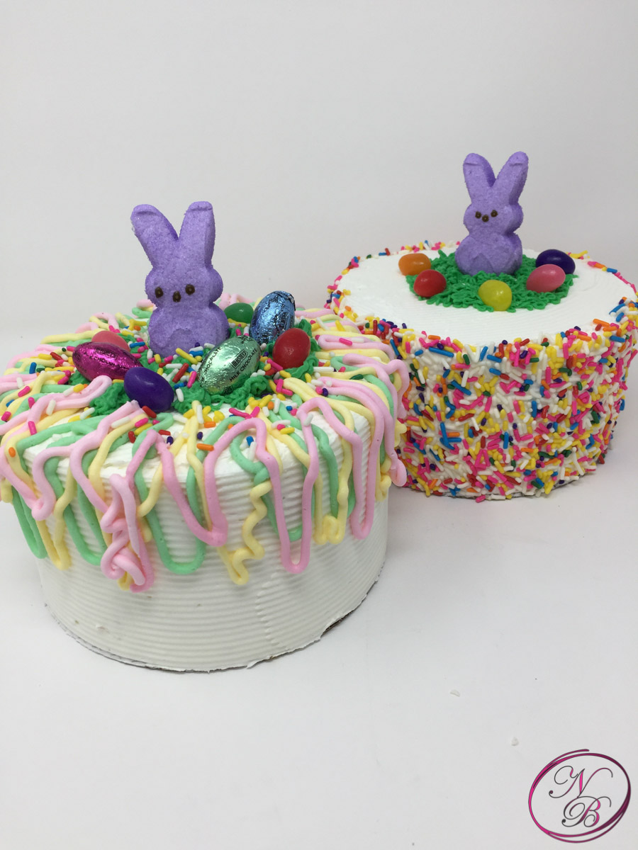 4 Layer Easter Cake