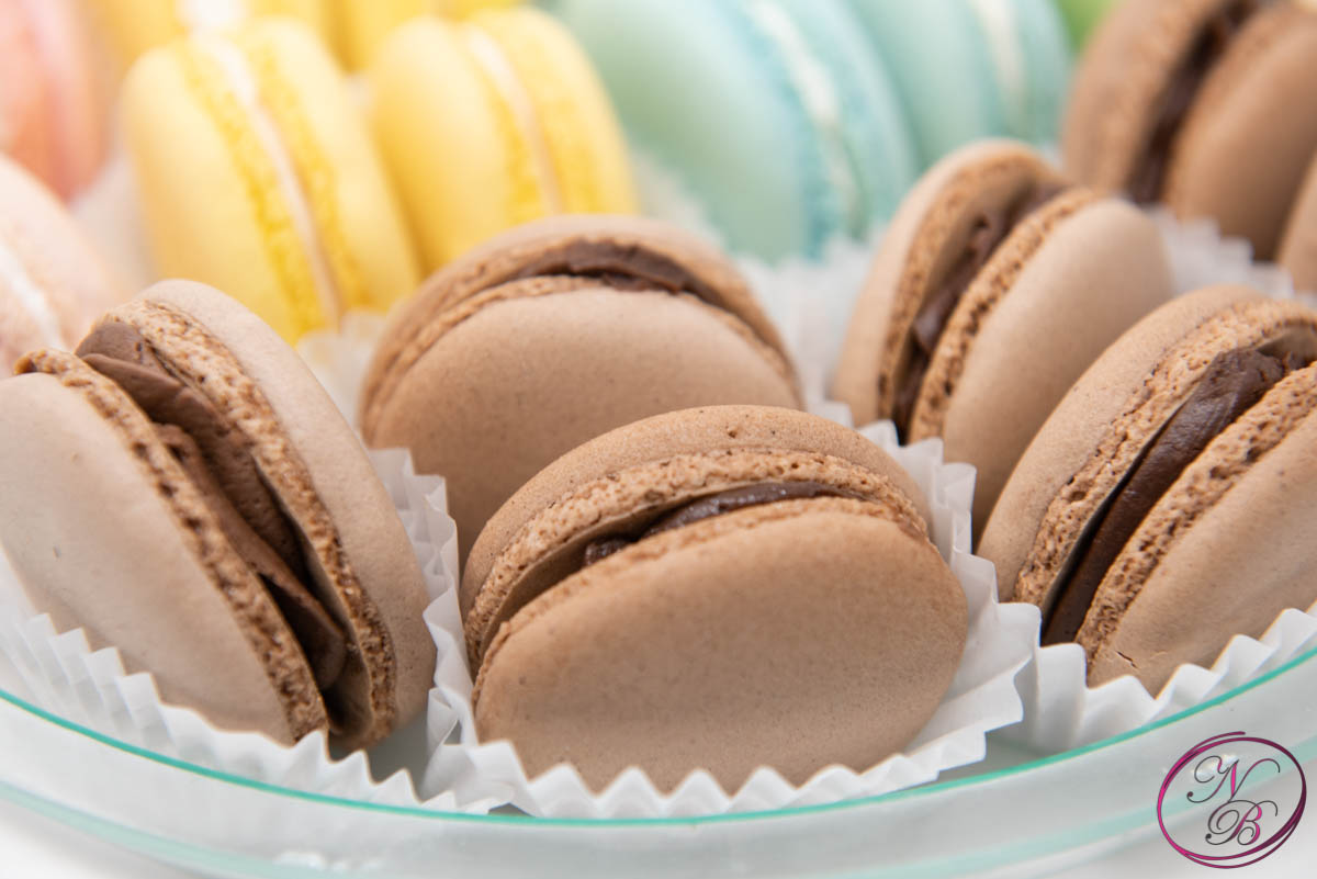 French Macarons – Assorted Types