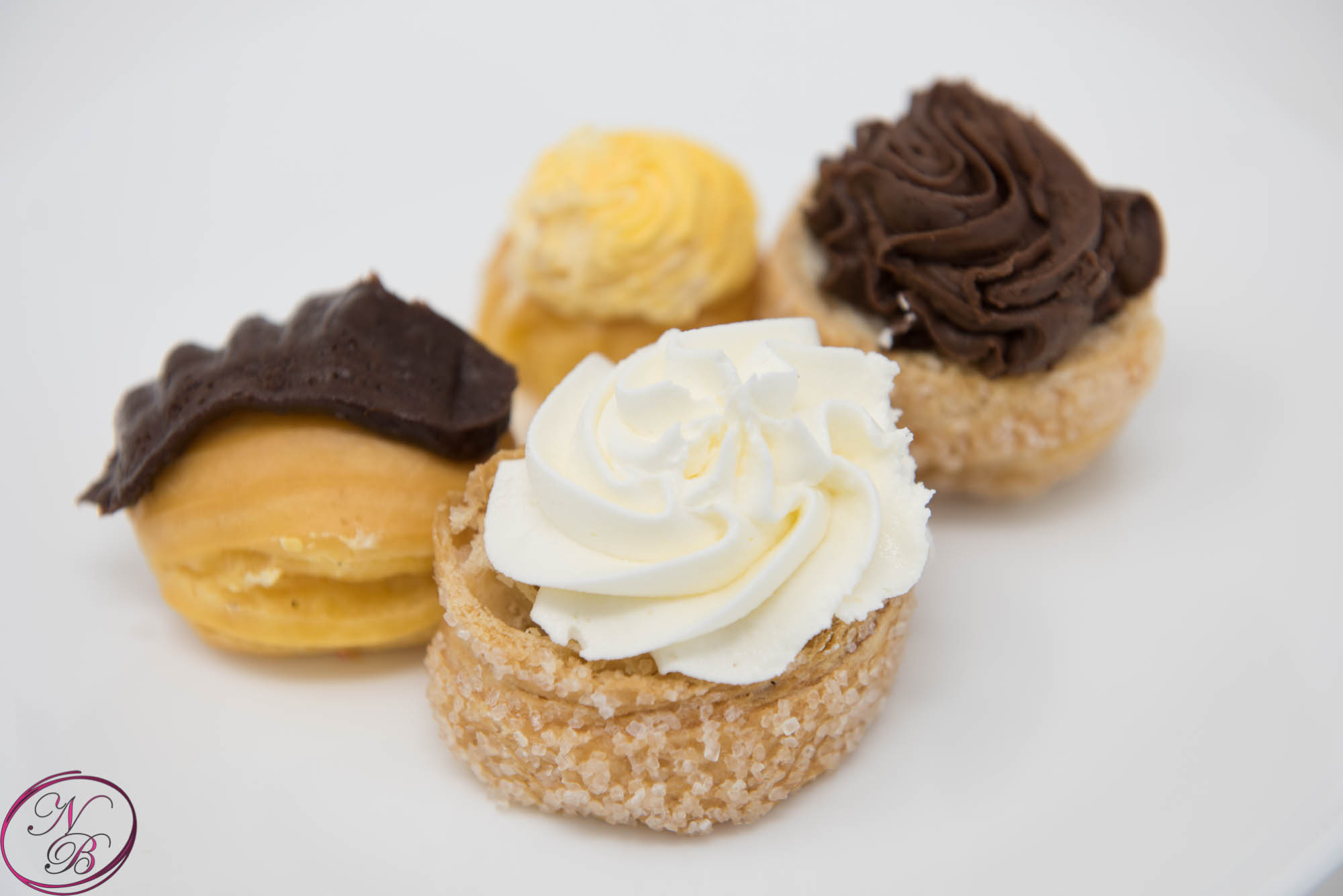 Mini Pastries – 1 Dozen