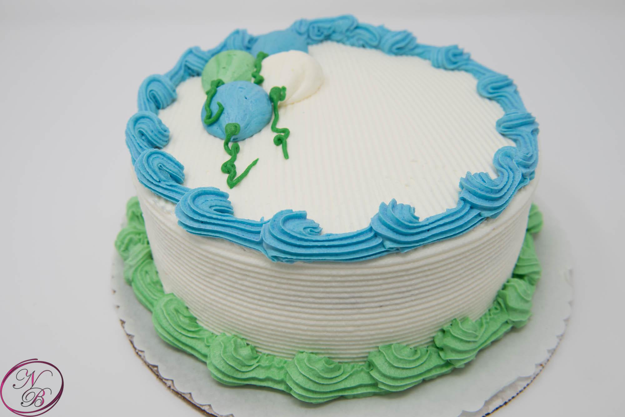 Birthday Cakes – Carrot Or Red Velvet