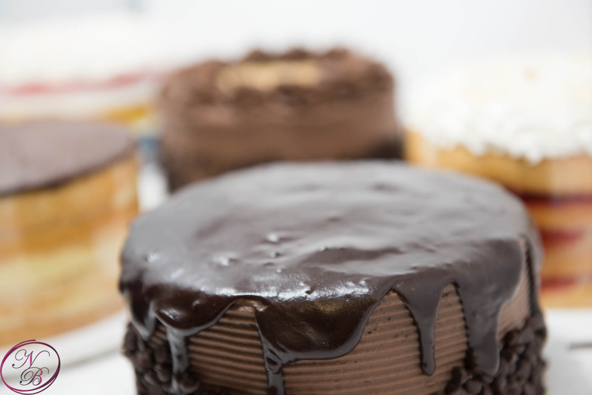 Sinful Dessert Cakes – 8 Flavors