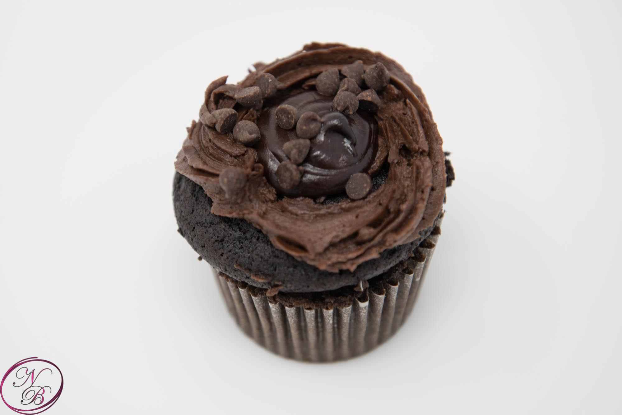 Death By Chocolate Cupcake
