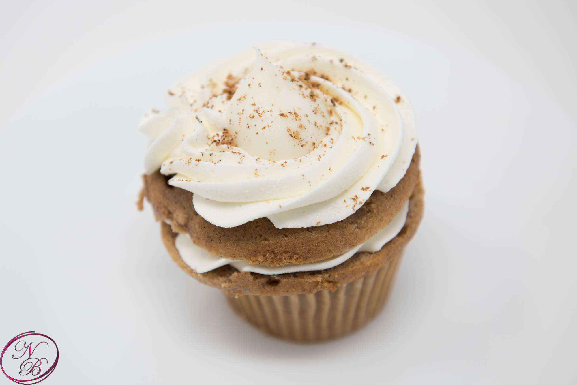 Pumpkin Cheese Cupcake (seasonal, Sept-Dec)