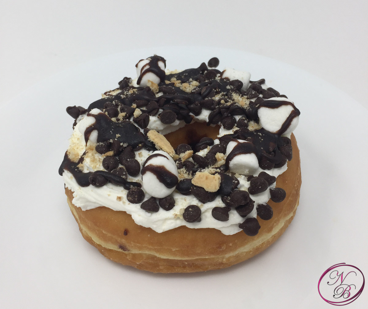 Smores Gourmet Donut
