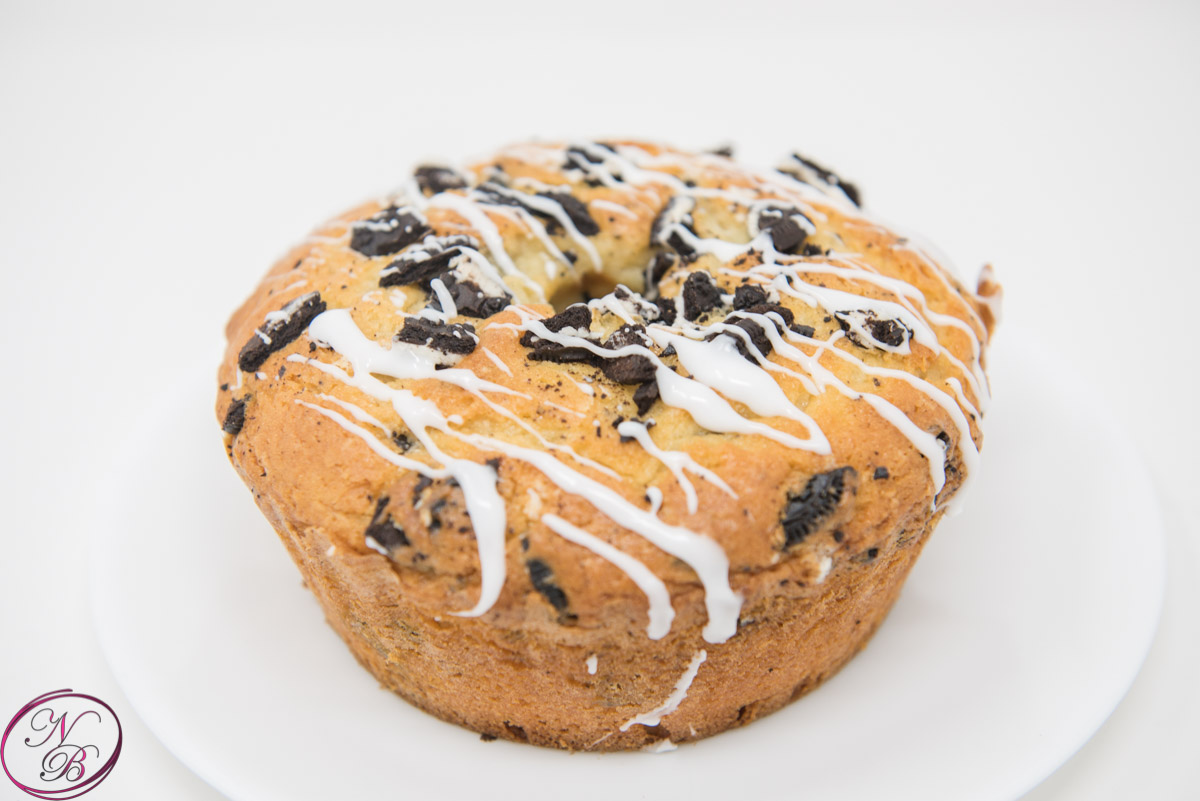 Cookies-N-Cream Ring Cake